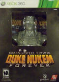 Duke Nukem Forever (Balls of Steel Edition) Xbox 360 Front Cover