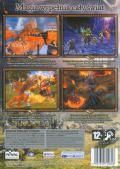 Heroes of Might and Magic V Windows Other Keep case - back cover