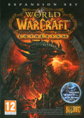 World of Warcraft: Cataclysm Macintosh Other Keep case - front cover