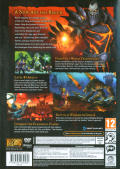 World of Warcraft: Cataclysm Macintosh Other Keep case - back cover