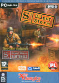 S2: Silent Storm Windows Other Keep Case - Front