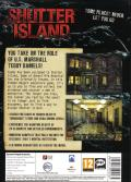 Shutter Island Windows Back Cover
