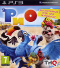 Rio PlayStation 3 Front Cover
