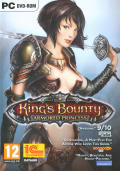 King's Bounty: Armored Princess Windows Front Cover