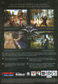 The Witcher Windows Back Cover