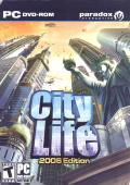 City Life Edition 2008 Windows Front Cover