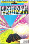 Rasterscan Commodore 64 Front Cover