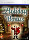 Holiday Bonus Xbox 360 Front Cover