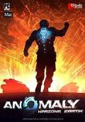 Anomaly: Warzone Earth Macintosh Front Cover