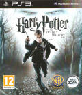 Harry Potter and the Deathly Hallows: Part 1 PlayStation 3 Front Cover
