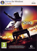 F1 2010 Windows Front Cover