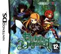 Etrian Odyssey Nintendo DS Front Cover