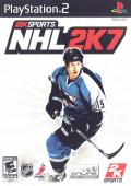 NHL 2K7 PlayStation 2 Front Cover