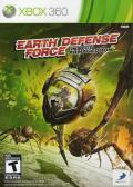 Earth Defense Force: Insect Armageddon Xbox 360 Front Cover