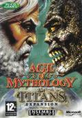 Age of Mythology: The Titans Windows Front Cover