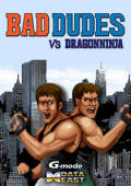 Bad Dudes Zeebo Front Cover