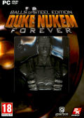 Duke Nukem Forever (Balls of Steel Edition) Windows Front Cover