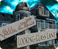 Hidden in Time: Looking-glass Lane Windows Front Cover