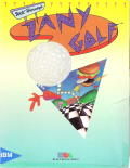 Will Harvey's Zany Golf DOS Front Cover