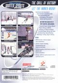 ESPN International Winter Sports 2002 PlayStation 2 Back Cover