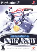 ESPN International Winter Sports 2002 PlayStation 2 Front Cover