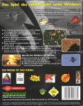 Command & Conquer (Special Gold Edition) Windows Back Cover