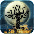 Twisted Lands: Shadow Town iPhone Front Cover