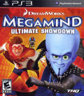 Megamind: Ultimate Showdown PlayStation 3 Front Cover