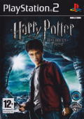 Harry Potter and the Half-Blood Prince PlayStation 2 Front Cover