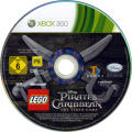 LEGO Pirates of the Caribbean: The Video Game Xbox 360 Media
