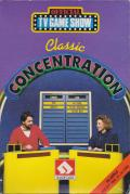 Classic Concentration Apple II Front Cover