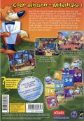 """Spy Fox in """"Dry Cereal"""" Windows Back Cover"""