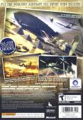 Blazing Angels 2: Secret Missions of WWII Xbox 360 Back Cover