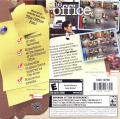 The Office Windows Back Cover
