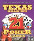 Texas Hold 'Em Poker Macintosh Front Cover