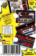 By Fair Means or Foul Commodore 64 Back Cover