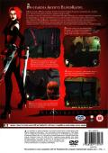 BloodRayne PlayStation 2 Back Cover
