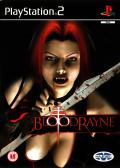 BloodRayne PlayStation 2 Front Cover