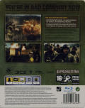 Battlefield: Bad Company (Gold Edition) PlayStation 3 Back Cover