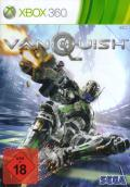 Vanquish Xbox 360 Other Keep Case - Front