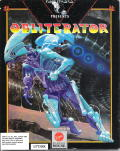 Obliterator DOS Front Cover