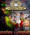 Fiction Fixers: Adventures in Wonderland Windows Front Cover