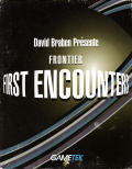Frontier: First Encounters DOS Front Cover