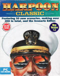 Harpoon Classic DOS Front Cover