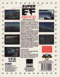 EF2000: Special Edition Windows Back Cover