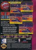 NBA Jam Game Gear Back Cover
