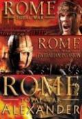 Rome: Total War Anthology Windows Front Cover