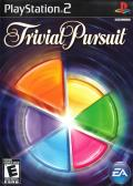 Trivial Pursuit PlayStation 2 Front Cover