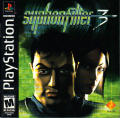 Syphon Filter 3 PlayStation Front Cover