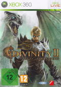 Divinity II: Ego Draconis Xbox 360 Front Cover